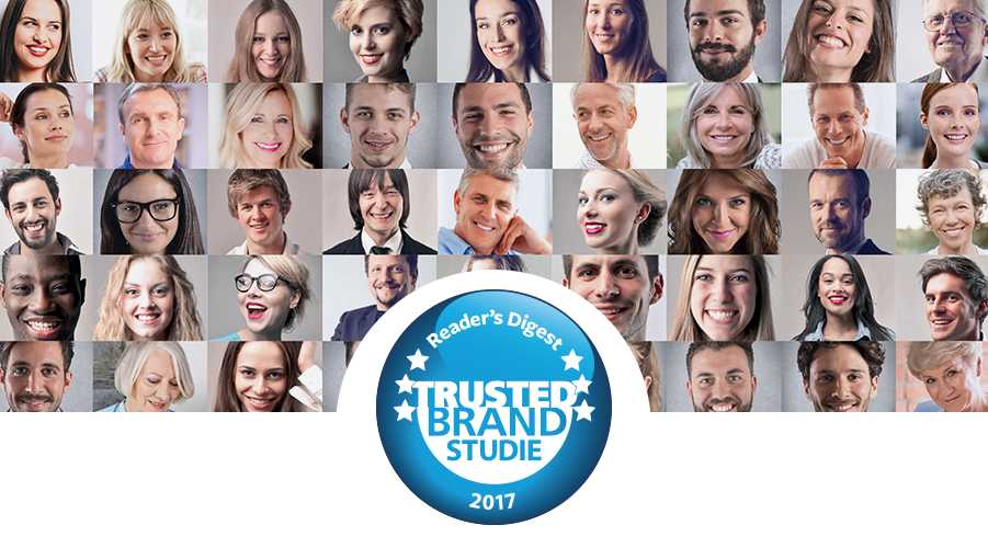 Most Trusted Brands 2017