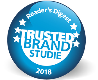 MOST TRUSTED BRANDS 2018