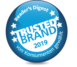 MOST TRUSTED BRANDS 2019