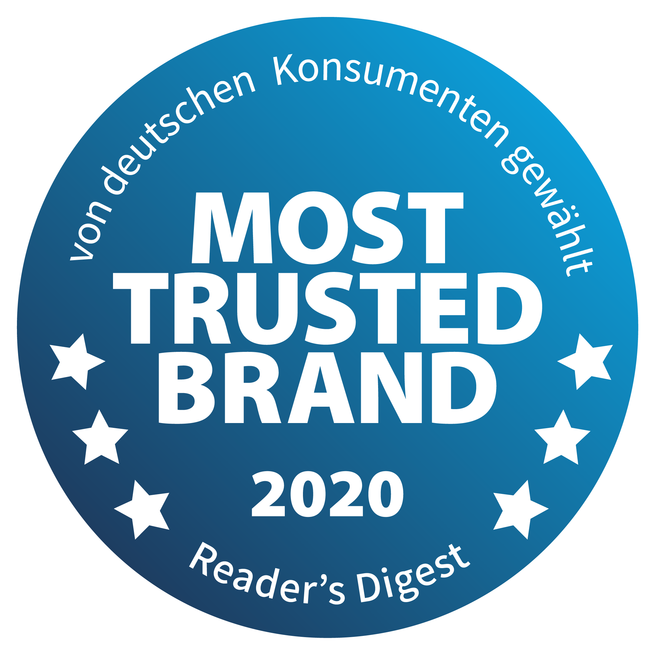 MOST TRUSTED BRANDS 2020